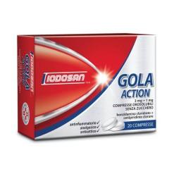 GOLA ACTION*20 cpr orosolub 3 mg + 1 mg