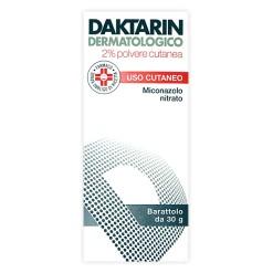 DAKTARIN*polv cutanea 30 g 20 mg/g