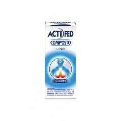 ACTIFED COMPOSTO*scir 100 ml