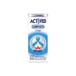 ACTIFED COMPOSTO*scir 100 ml