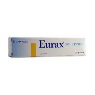 EURAX*crema derm 20 g 10%