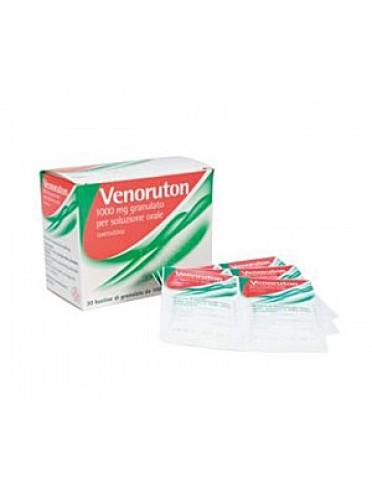 Venoruton*orale grat 30 bust 1.000 mg