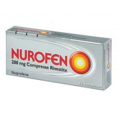 NUROFEN*12 cpr riv 200 mg