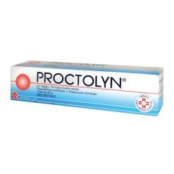 PROCTOLYN*crema rett 30 g 0,1 mg/g + 10 mg/g