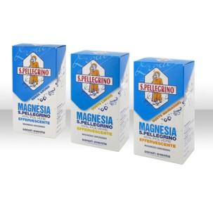 MAGNESIA SAN PELLEGRINO*orale polv eff limone 100 g 45%