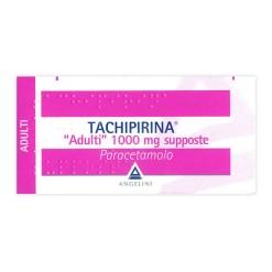 TACHIPIRINA*ADULTI 10 supposte 1.000 mg