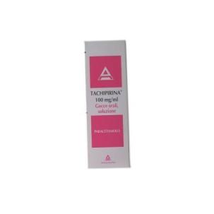 TACHIPIRINA*BAMBINI gocce orali 30 ml 100 mg/ml