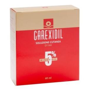 CAREXIDIL*soluz cutanea 60 ml 5%