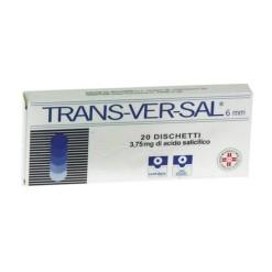 TRANSVERSAL*20 cerotti 6 mm 3,75 mg