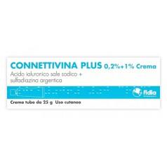 CONNETTIVINA PLUS*crema dermatologica 25 g
