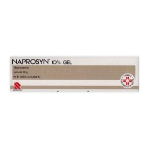 NAPROSYN*gel 50 g 10%