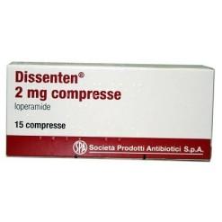 DISSENTEN*15 cpr 2 mg
