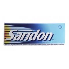 SARIDON*20 cpr con caffeina