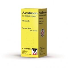AZOLMEN*soluz cutanea 30 ml 1%