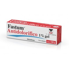 FASTUM ANTIDOLORIFICO*1% gel 100 g