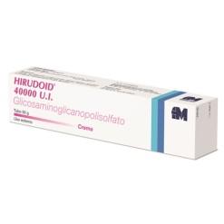HIRUDOID*crema dermatologica 50 g 40.000 UI