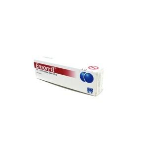 EMORRIL*crema rett 40 g 1% + 1,5%