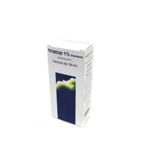 TRIATOP*shampoo 120 ml 10 mg/g