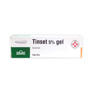 TINSET*gel 30 g 5%
