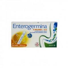 ENTEROGERMINA*orale sosp 20 flaconcini 4 mld 5 ml