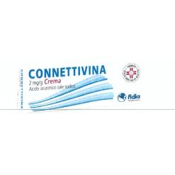 CONNETTIVINA*crema dermatologica 15 g 2 mg/g
