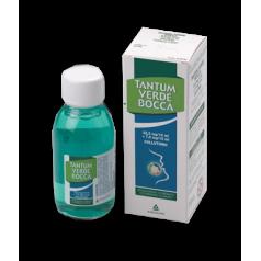 TANTUM VERDE BOCCA*collutorio 240 ml 22,5 mg/15 ml + 7,5 mg/15 ml