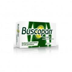 BUSCOPAN*6 supp 10 mg