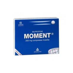 MOMENT*6 compresse rivestite 200 mg