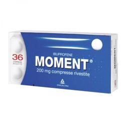 MOMENT*36 compresse rivestite 200 mg