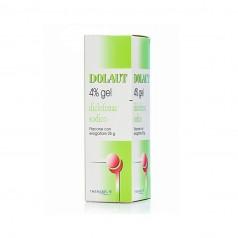 DOLAUT*gel spray 25 g 4%