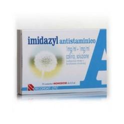 IMIDAZYL ANTISTAMINICO*10 monodose collirio 0,5 ml 1 mg/ml + 1mg/ml