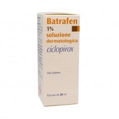 BATRAFEN*soluz derm 20 ml 1%