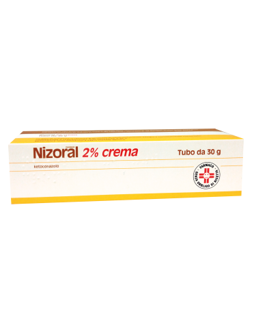 Nizoral*crema derm 30 g 2%