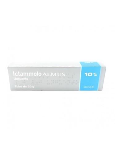 Ictammolo (almus)*ung derm 30 g 10%