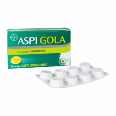 ASPI GOLA*16 pastiglie 8,75 mg limone miele