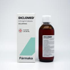 DICLOMED*collutorio 200 ml